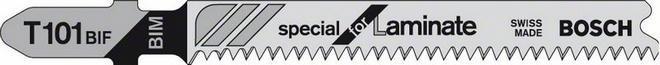 Пилка для электролобзика BOSCH T101 BIF