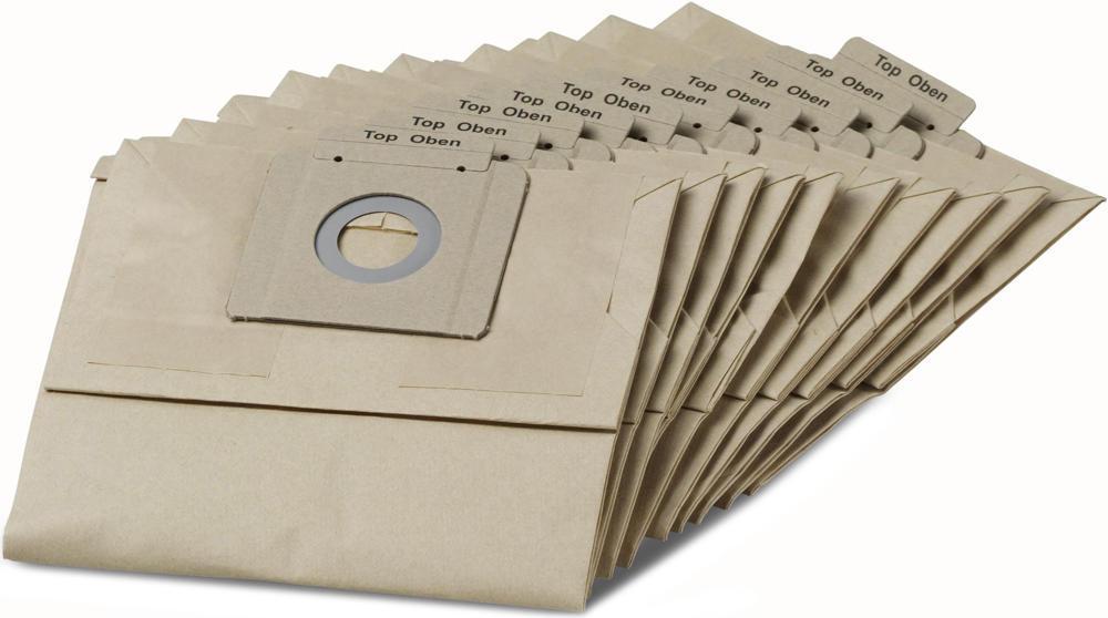 Фильтр-мешки бумажные (10шт)