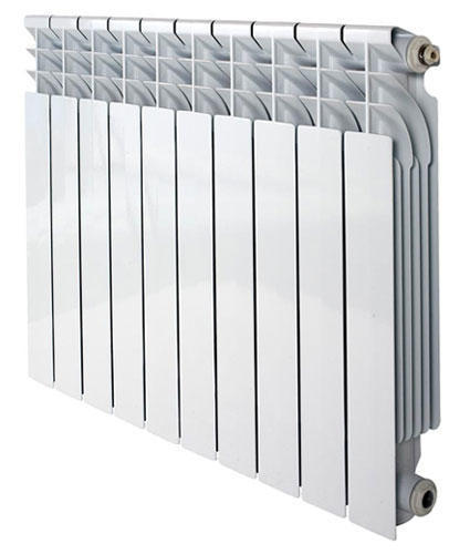 Радиатор биметаллический KONNER 80/500 10 секций