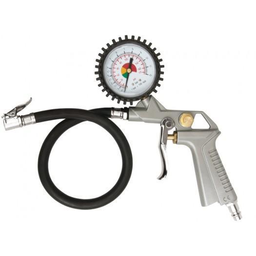 Пистолет для накачивания шин 60D-5быстросъемный разъем Garage 8085170