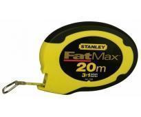 Рулетка 20м с металлической лентой FATMAX STANLEY 0-34-133