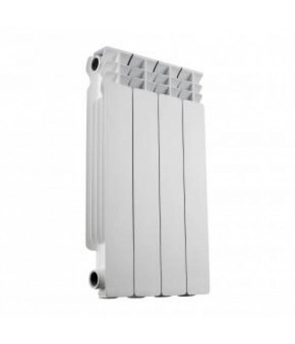 Алюминиевый радиатор GARANTERM MASTER 100/500 4 сек.