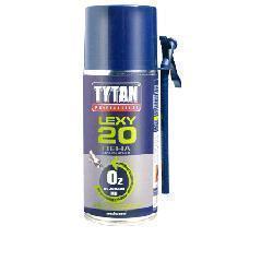 Пена монтажная Lexy 20 О2 всесезонная TYTAN 59551/55041