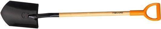 Лопата штыковая L 1180мм 1/4 дер. ручка Fiskars 131640