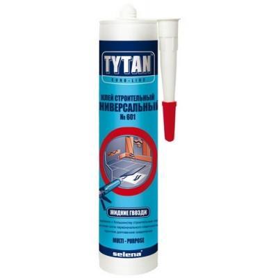 Клей строительный универсальный № 601 TYTAN 01836