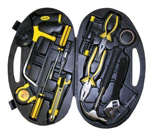 Набор инструментов Энкор 18 предметов в кейсе (Энкор 57051)