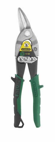 Ножницы для металла 250мм правая резьба STANLEY 2-14-564