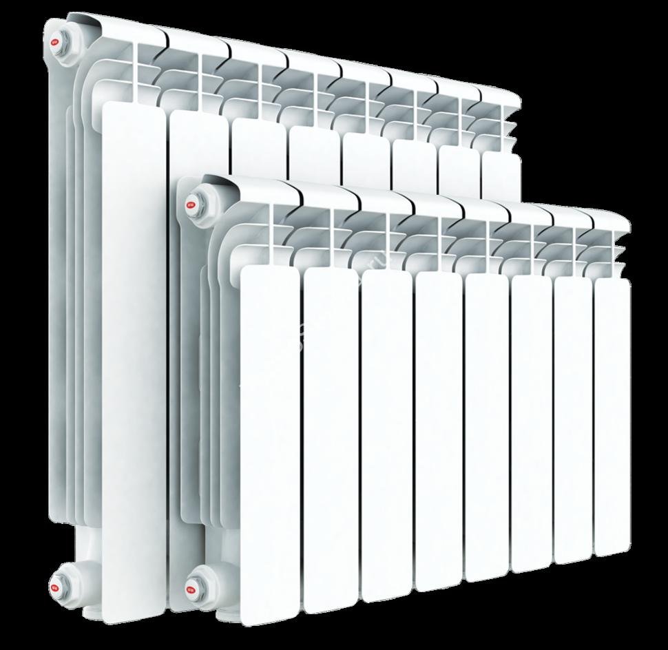 Радиатор алюминиевый RIFAR Alum 500/90 8 секций