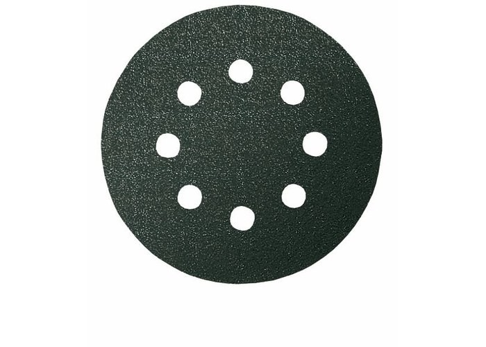 Шлифкруг ф125 на липкой основе 8 отверстий для камня k 180 (5шт) BOSCH 2 608 605 118