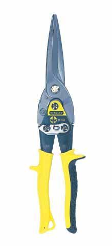 Ножницы для металла 250мм усиленные универсальные STANLEY 2-14-566