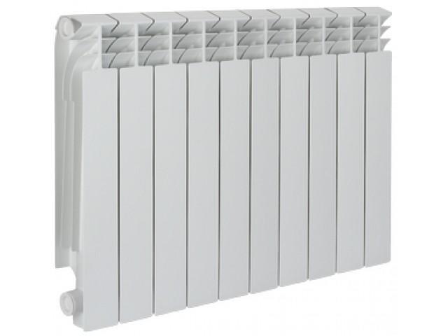 Радиатор алюминиевый TENRAD AL 500/80 10 секций