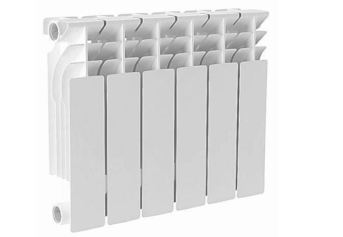 Радиатор биметаллический GARANTERM Magnat GBM 350M/08