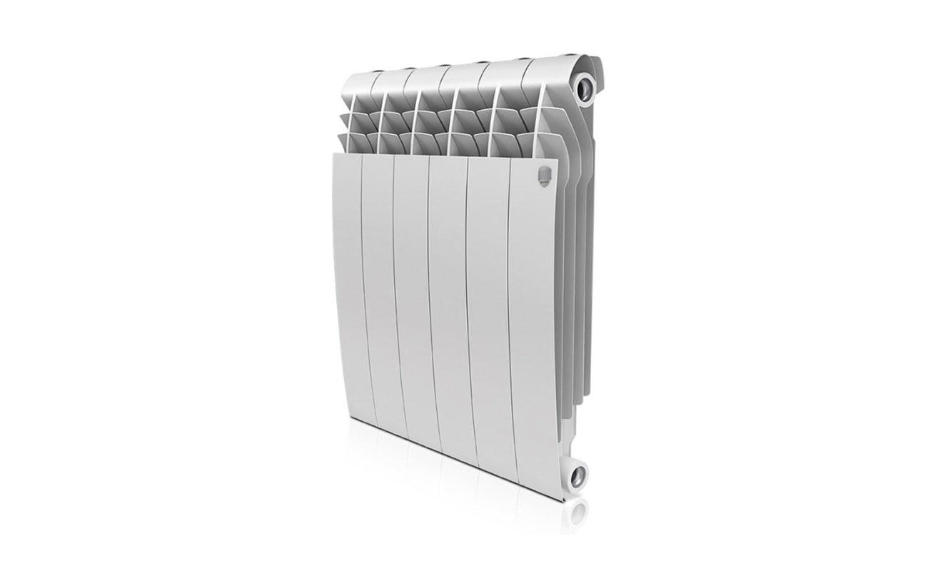 Радиатор биметаллический Royal Thermo BiLiner 500/87 6 секций