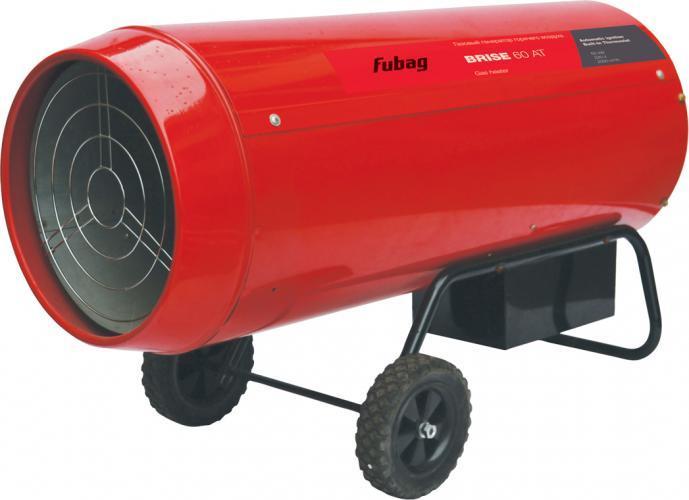 Нагреватель газовый Brise 60 AT