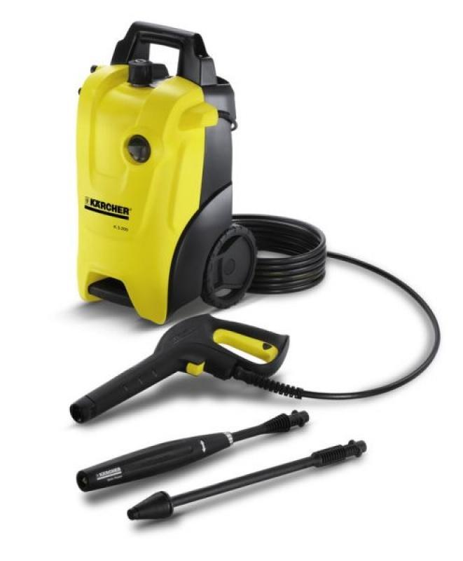K 4 Compact 1.637-310 Аппарат моечный высокого давления Karcher K4 Compact (1.637-310) 1.637-310