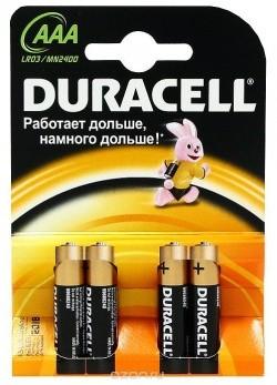 Батарейка AAA MN2400 К4 4шт