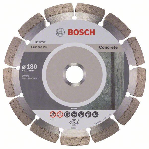 Круг алмазный 180х22 бетон Pf Concrete