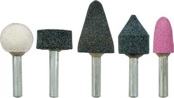 Набор шарошек по камню 5 предметов USP-208 FIT 36467