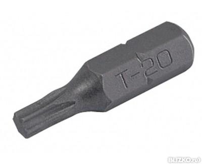 Вставка набор PZ 1/2/3 х25 мм Metabo 631561000