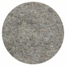Круг войлочный полировальный ф128мм мягкий (1/5) BOSCH 2 608 612 006