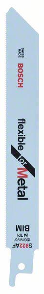 Пилки для ножовки для металла S 922 AF 2шт BOSCH 2 608 656 036