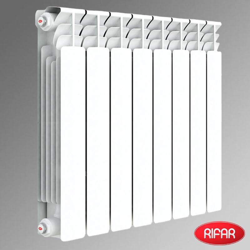 Радиатор биметаллический RIFAR Forza 500/100 4 секции 500x100x4