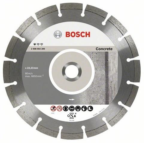 Круг алмазный 115х22 бетон Ef Concrete