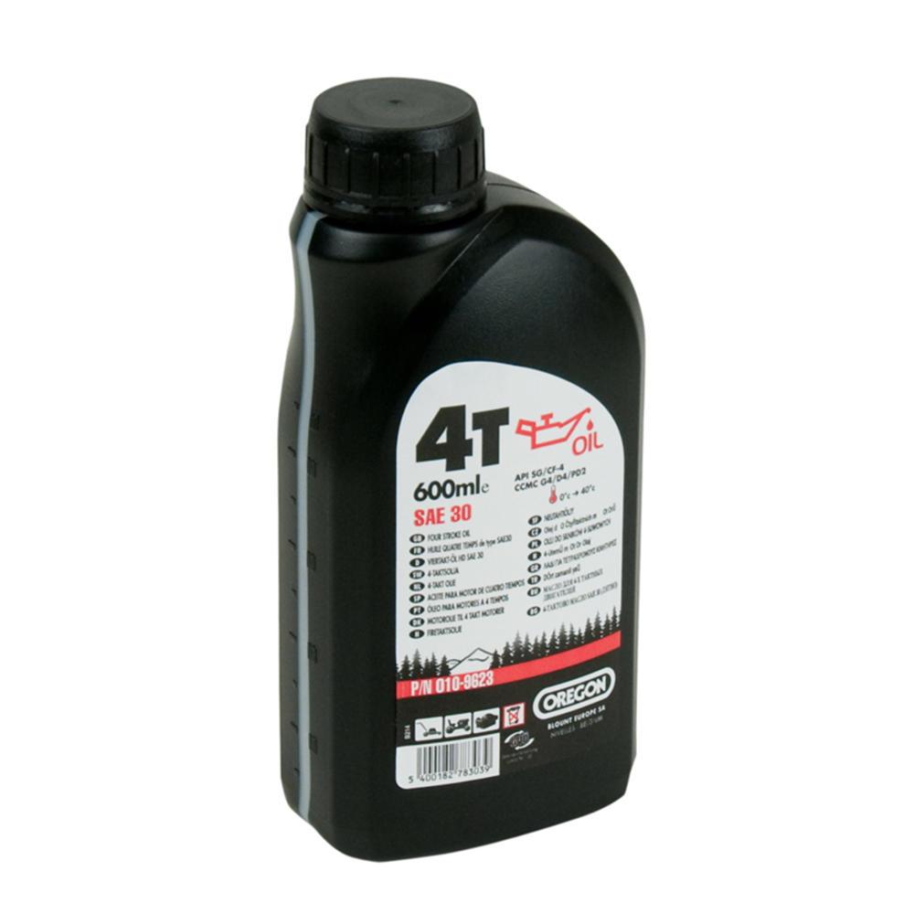 Масло для 4-х тактного двигателя 0,6л SAE-30 Oregon 518954S