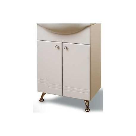 """Шкаф-подстолье """"Диона"""" для умыв. 55см, белый"""