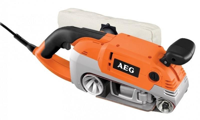 Шлифмашина ленточная AEG HBS 1000 E