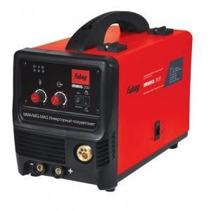 Сварочный полуавтомат Fubag IRMIG200 PLUS (68 035)