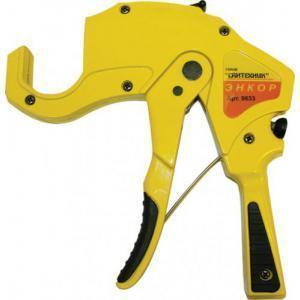 Ножницы для пластиковых труб ф42мм П