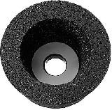 Круг шлифовальный ф110х55 к36 чашечный для металла BOSCH 1 608 600 233