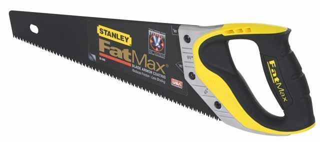 Ножовка для дерева STANLEY 380мм Jet-cut FatMax с покр 2-20-528