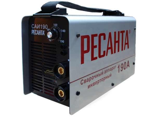 Сварочный аппарат Ресанта САИ 190 (65/2)
