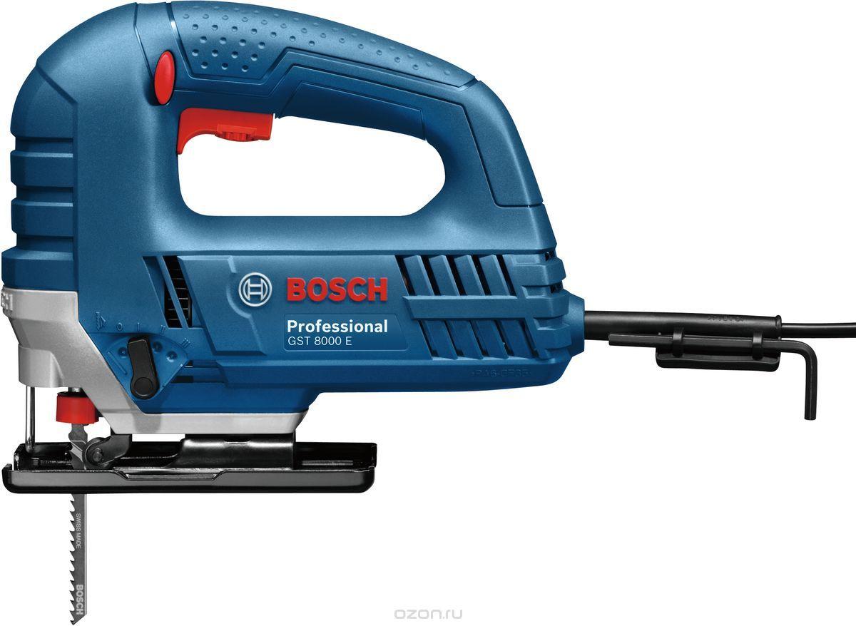 Электрический лобзик Bosch GST 8000 E Professional 0.601.58H.001