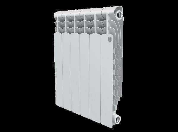 Радиатор алюминиевый Royal Thermo Revolution 500/80 4 секции 500x80x4