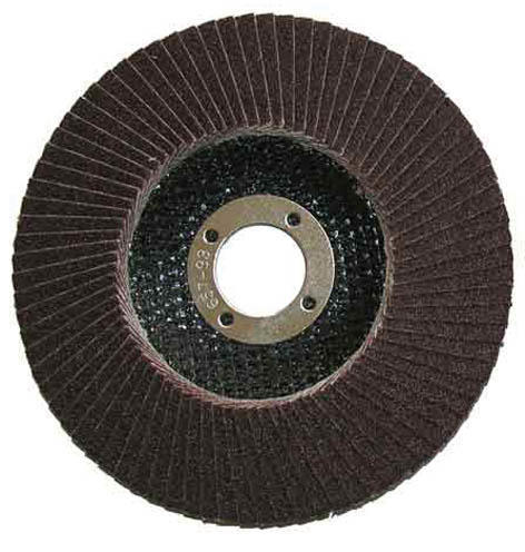 Круг лепестковый торцевой ф180х22,2 К100 конический