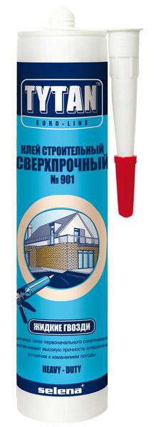 Клей строительный сверхпрочный № 901 TYTAN 01768