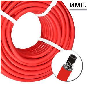 РосИнструмент 61197 Рукав газосварочный имп. ф6,3 мм (I кл 30 м красный) 30м