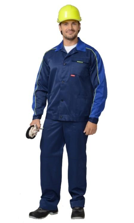 Костюм летний куртка и брюки Специалист 52-54/182-188 Вятспецпошив 52-54/182-188