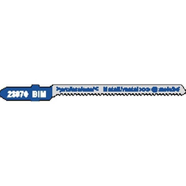 Пилка для электролобзика T118 EOF (5шт) Metabo