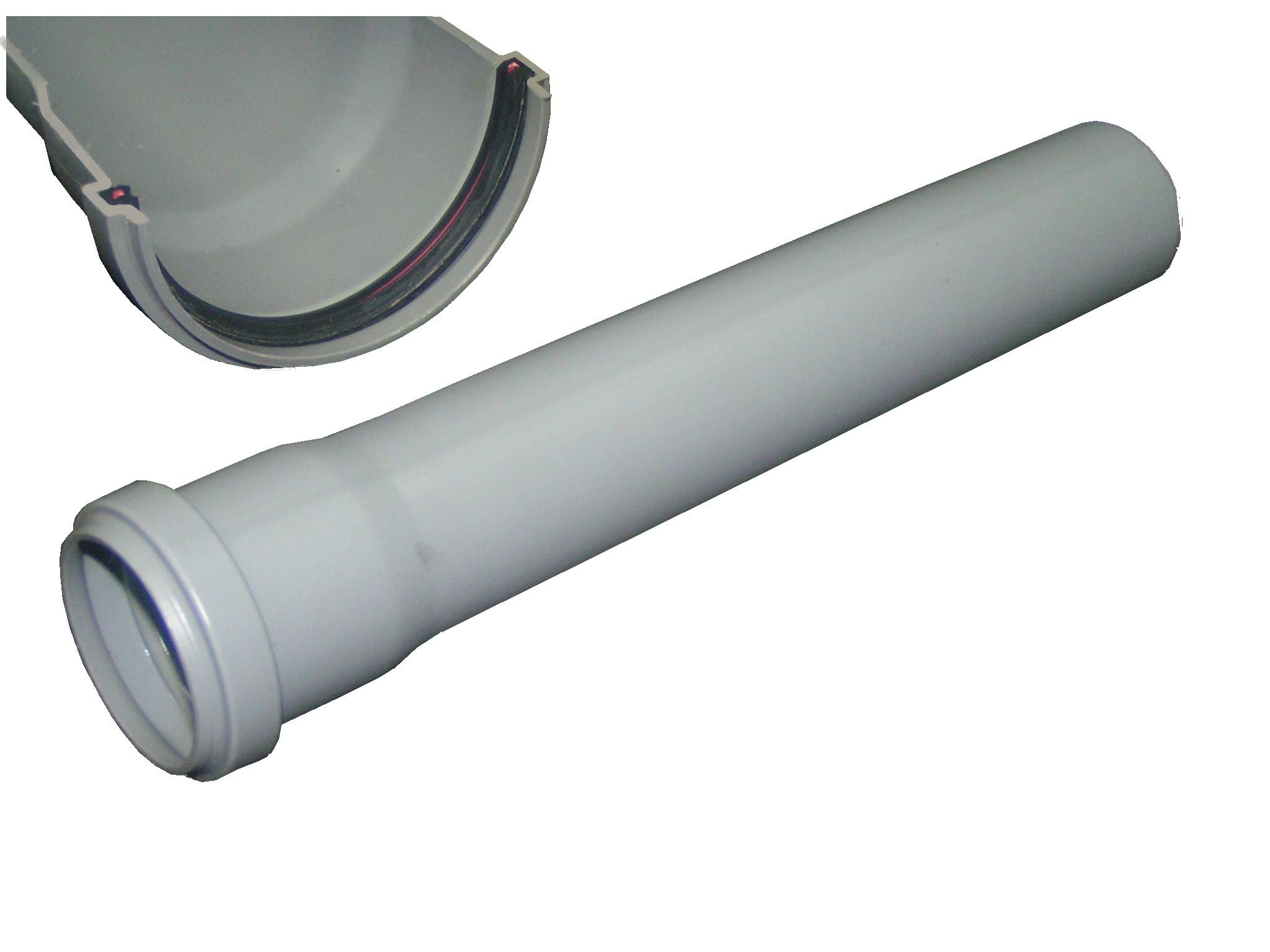 Труба PP ф110мм L 3000 COMFORT шумопогл.(1/15)