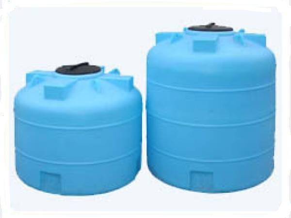 Бак для воды 300л, фланец, крышка с клапаном Анион МН300ФК2З