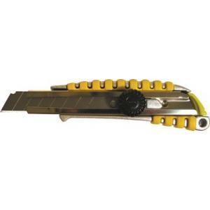 Нож со сменным лезвием 18мм металлический корпус