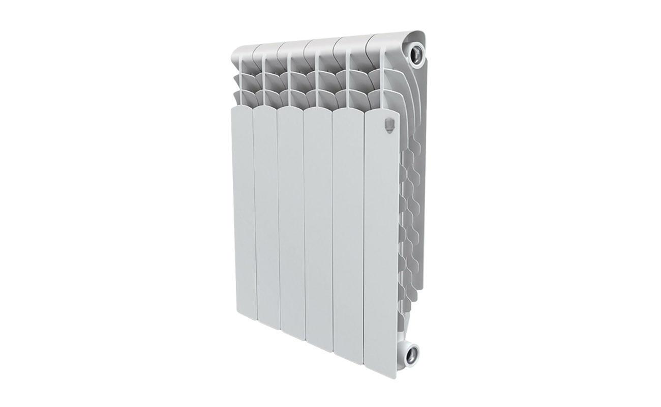 Радиатор биметаллический Royal Thermo Revolution Bimetall 500/80 4 секции