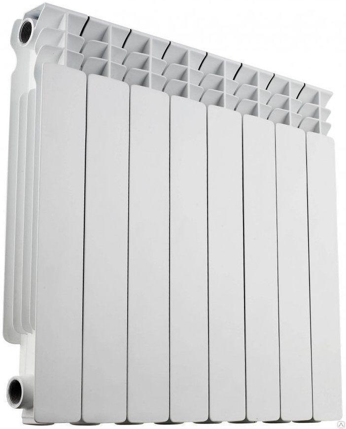 Радиатор алюминиевый GARANTERM MASTER GAL500M/08
