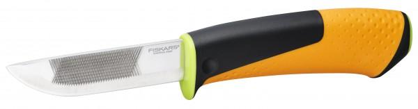 Нож для работ с встроенной точилкой