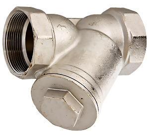 """Фильтр сетчатый для воды муфтовый 1/2"""" (14/224) Valtec VT.192.N.04"""