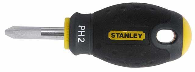 Отвертка PH2 30мм Fatmax STANLEY 1-65-407